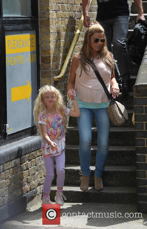 Katie Price and Princess Tiaamii 2