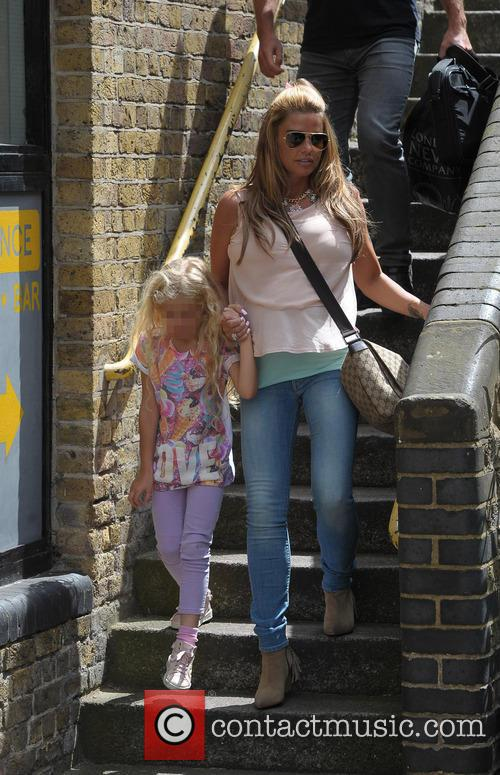 Katie Price and Princess Tiaamii 3