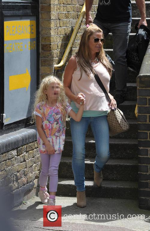 Katie Price and Princess Tiaamii 4
