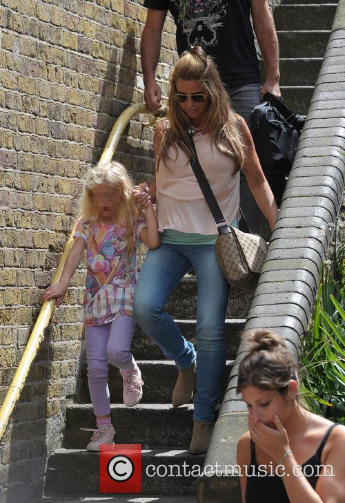 Katie Price and Princess Tiaamii 5