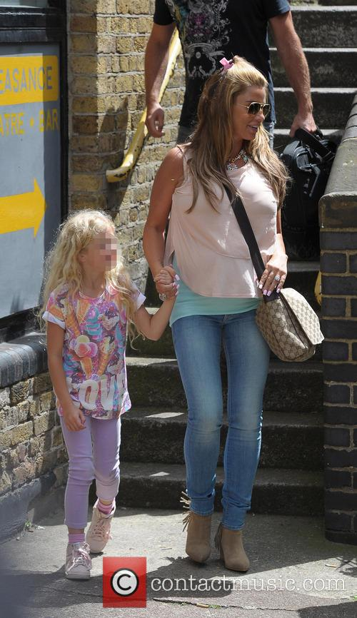 Katie Price and Princess Tiaamii 12