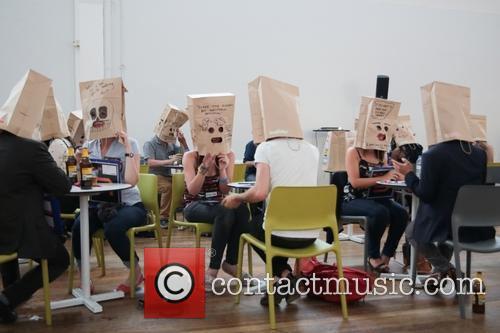 Paper Bag Speed Dating 1