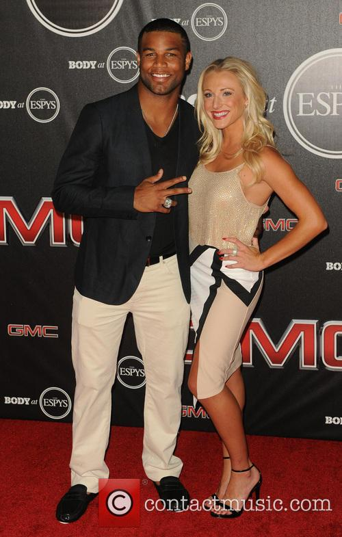 Golden Tate and Elise Pollard 4