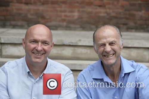 Sir Ranulph Fiennes and Jim Mcneill 4