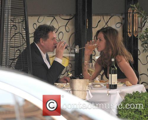 Charles Saatchi and Trinny Woodall 9
