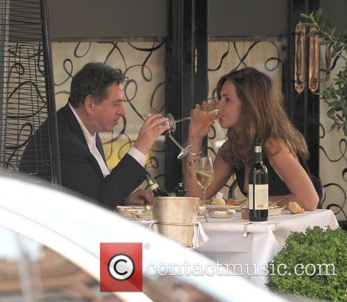 Charles Saatchi and Trinny Woodall 12