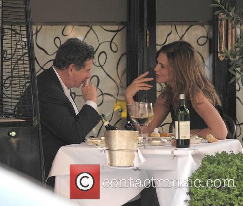 Charles Saatchi and Trinny Woodall 13