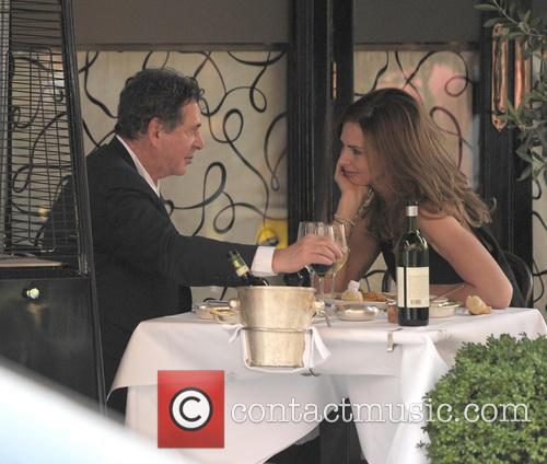 Charles Saatchi and Trinny Woodall 14