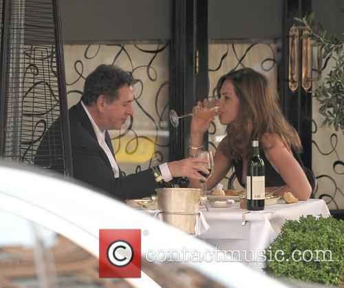 Charles Saatchi and Trinny Woodall 15