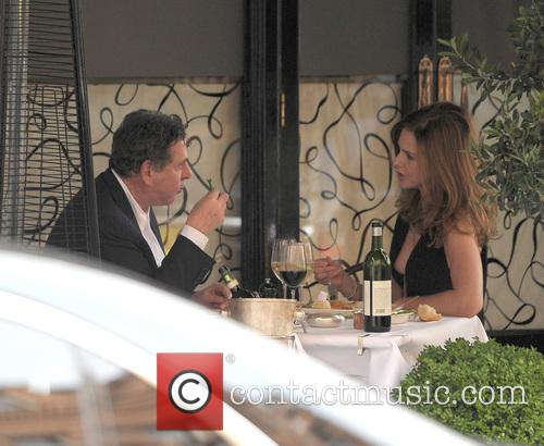 Charles Saatchi and Trinny Woodall 16