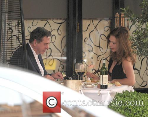 Charles Saatchi and Trinny Woodall 17