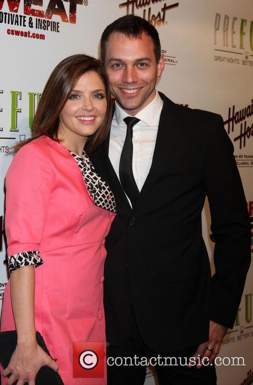 Jen Lilley and Jason Wayne 1