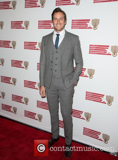 Armie Hammer, Wallis Annenberg Center for the Performing Arts