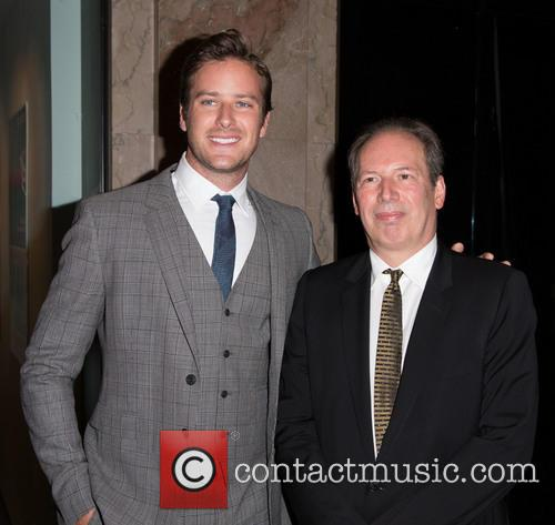 Armie Hammer and Hans Zimmer 5