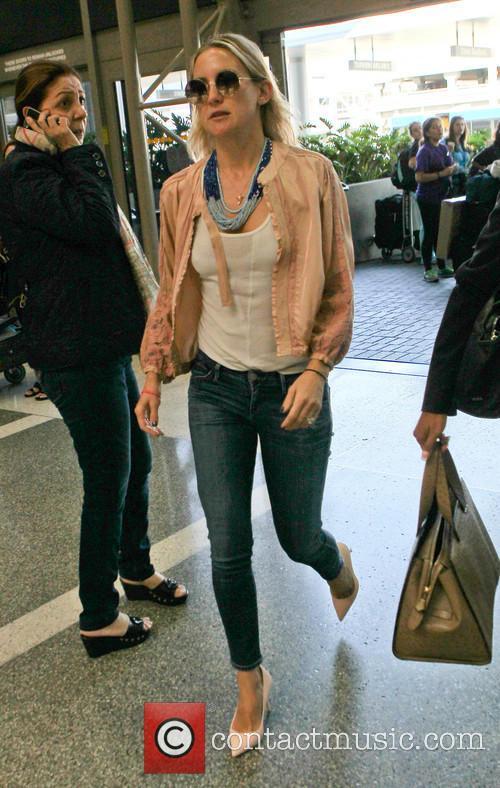 Kate Hudson at LAX