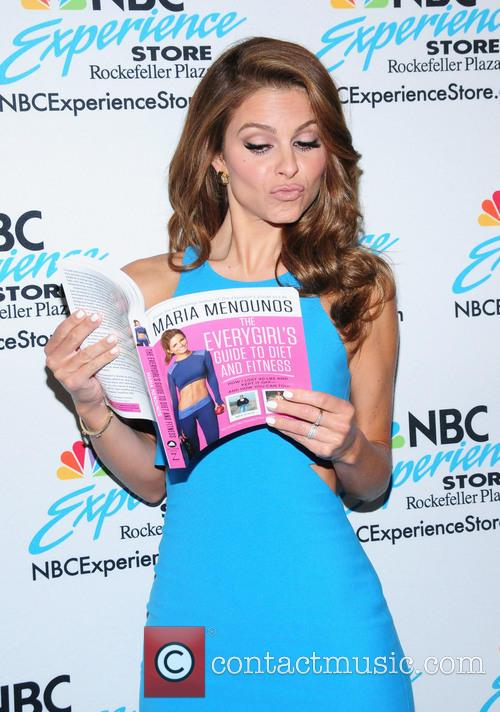 Maria Menounos 'The EveryGirl's Guide to Diet and...