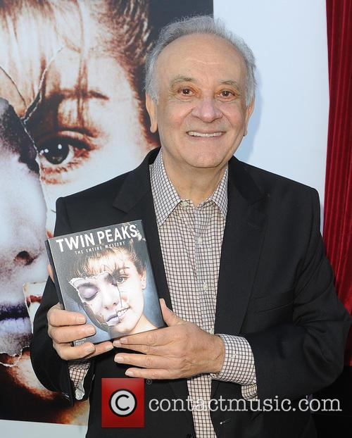 Twin Peaks and Angelo Badalamenti