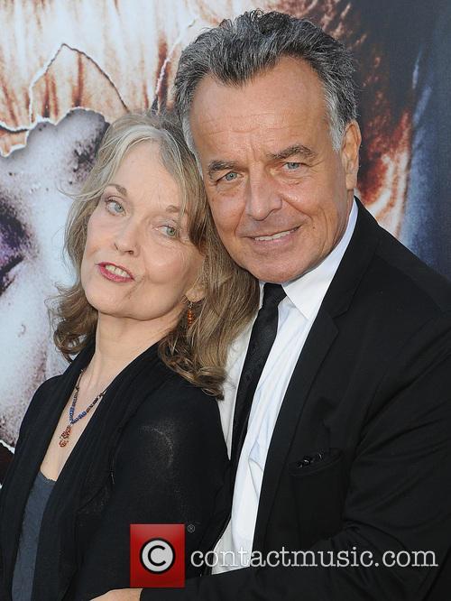 Grace Zabriskie and Ray Wise