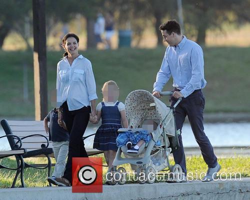 Katie Holmes and Ryan Reynolds 3