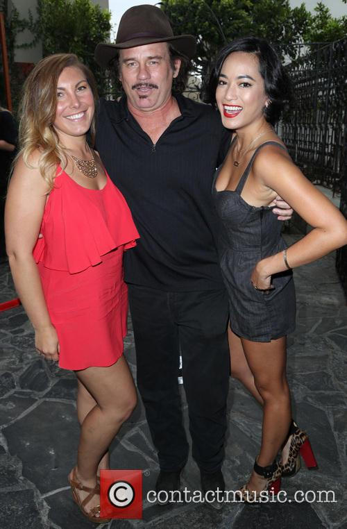 Jasmine Fontes, Richard Tyson and Jenilee Reyes