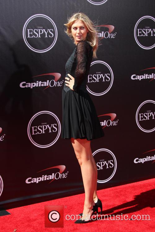 maria sharapova 2014 espys awards arrivals 4289217