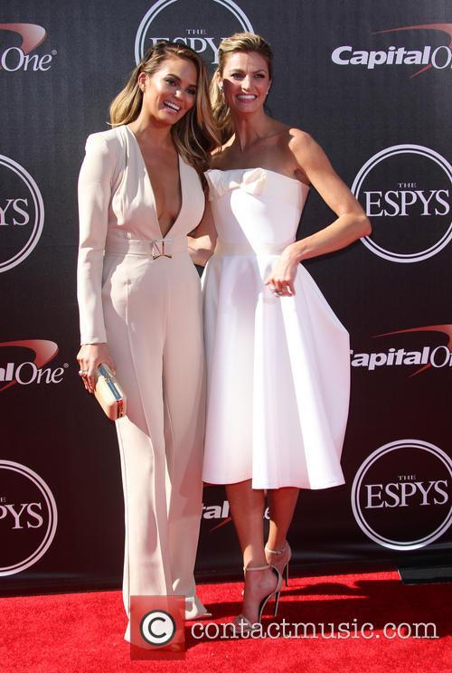 Chrissy Teigen and Erin Andrews 4
