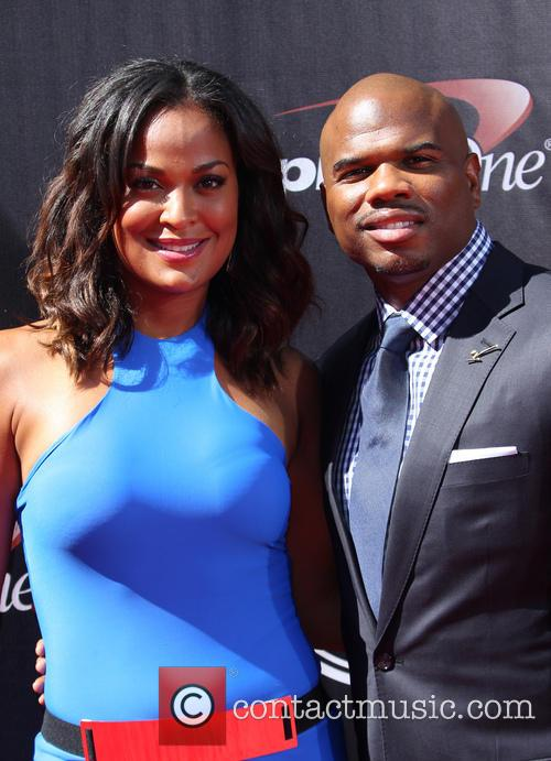 Laila Ali and Curits Conway 4