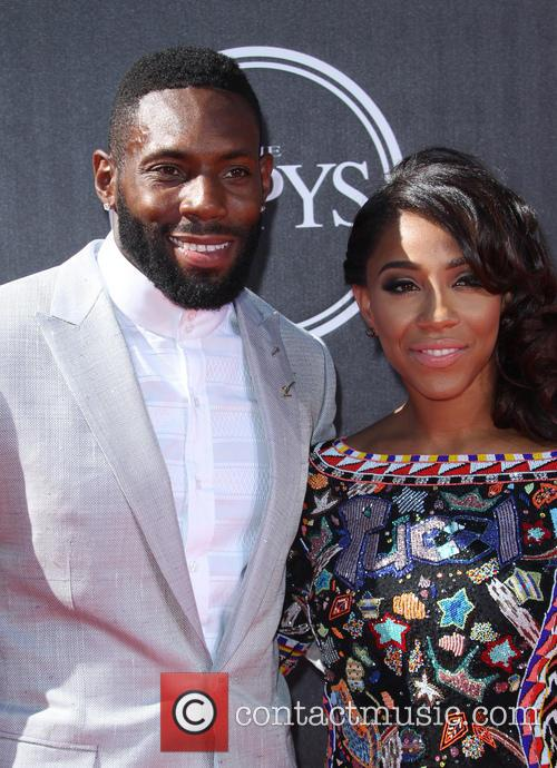 Antonio Cromartie and Terricka Cason