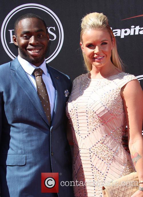 Chris Ogbonnaya and Megan Willis 2