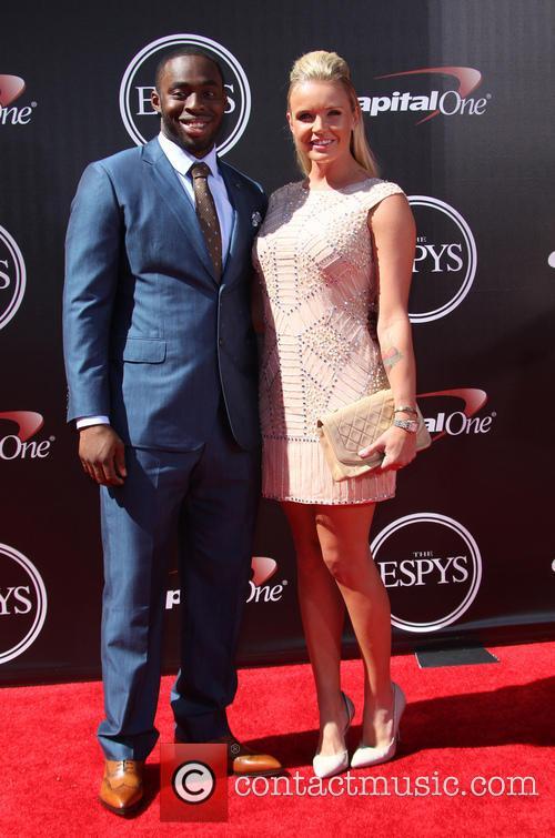 Chris Ogbonnaya and Megan Willis 1