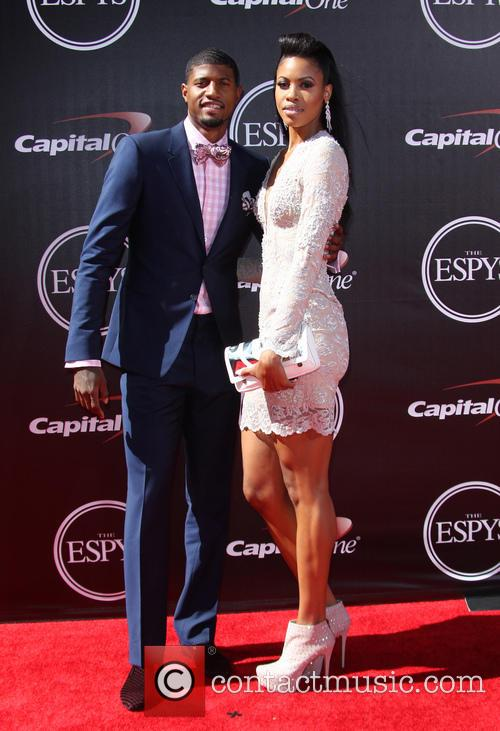 Paul George and Callie Rivers 2