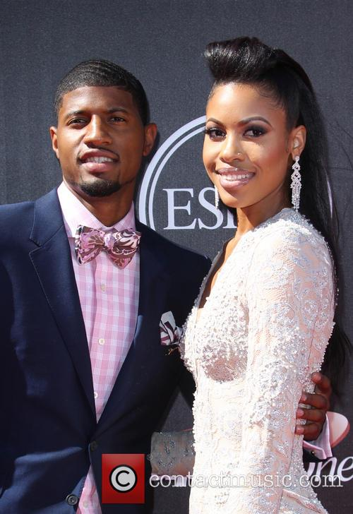 Paul George and Callie Rivers 1