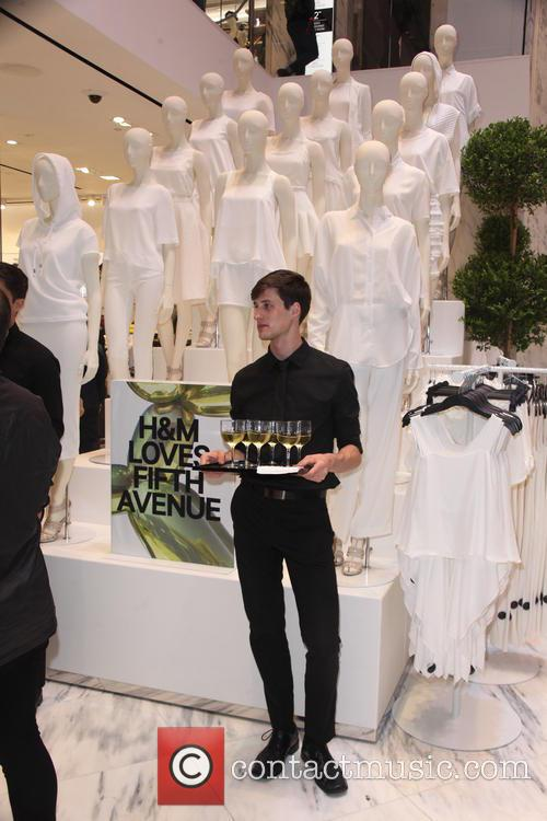 H, M and Avenue Flasgship Store Opening 2