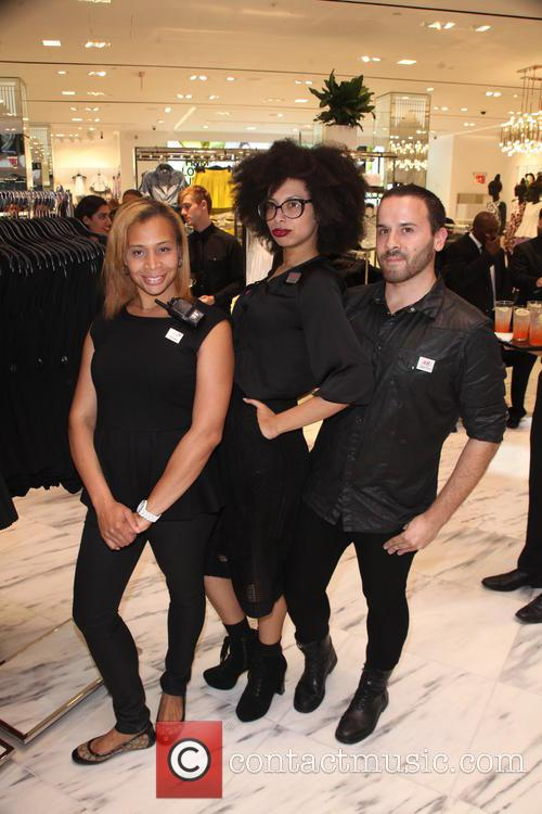 H, M and Avenue Flasgship Store Opening 1
