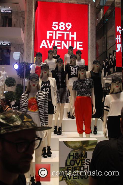H, M and Avenue Flasgship Store Opening 8