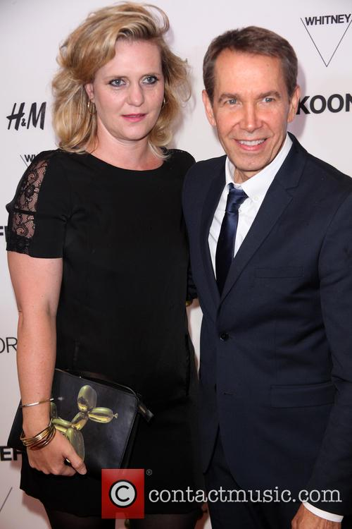 Justine Wheeler and Jeff Koons 1