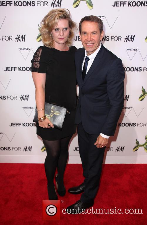Justine Wheeler and Jeff Koons 3
