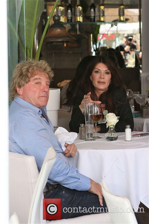 Lisa Vanderpump and Ken Todd 7