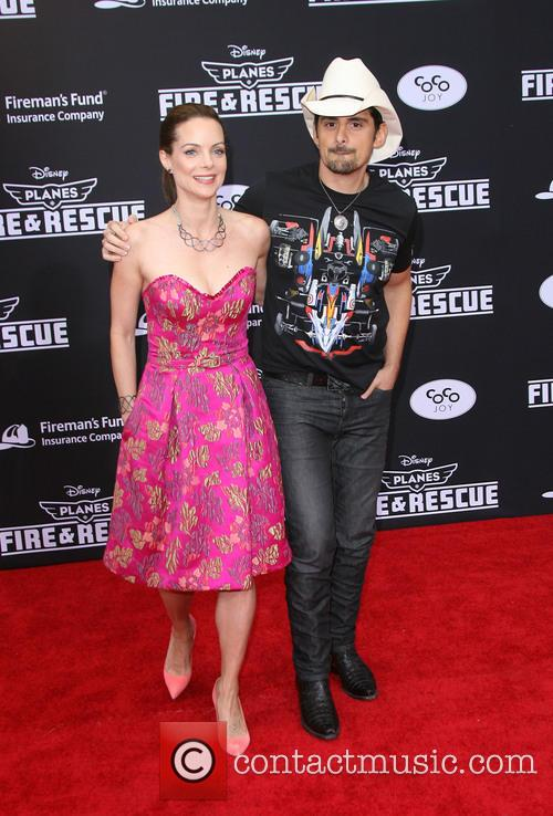 Brad Paisley and Kimberly Williams-paisley 1