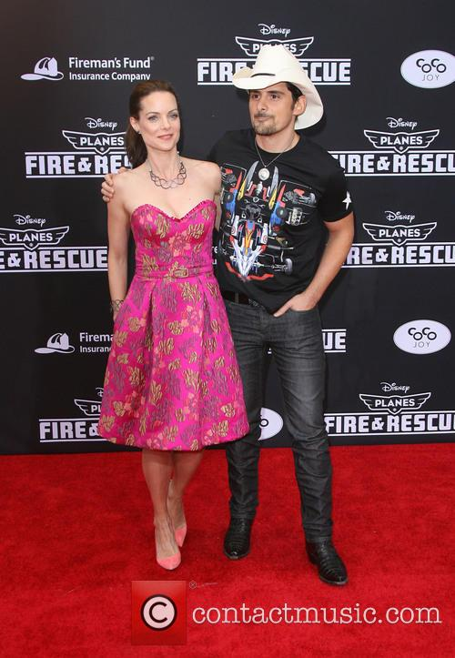 Brad Paisley and Kimberly Williams-paisley 3