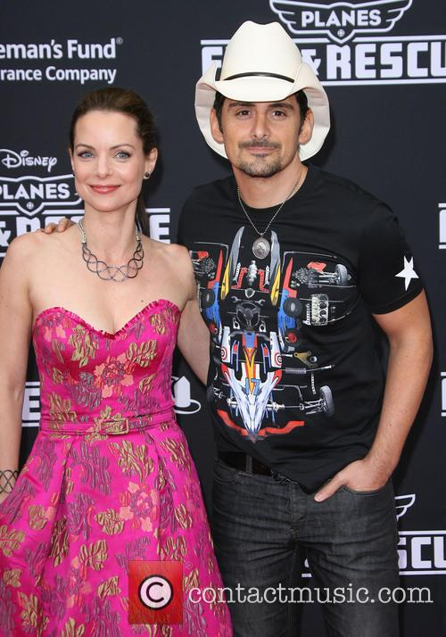 Brad Paisley and Kimberly Williams-paisley 5