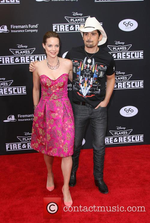 Brad Paisley and Kimberly Williams-paisley 6