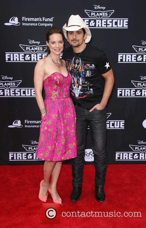 Brad Paisley and Kimberly Williams-paisley 7