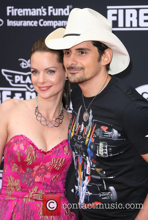 Brad Paisley and Kimberly Williams-paisley 8