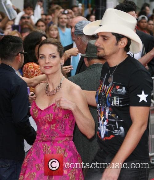 Brad Paisley and Kimberly Williams-paisley 10
