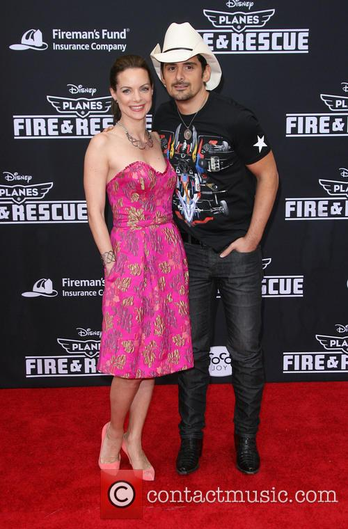 Brad Paisley and Kimberly Williams-paisley 11