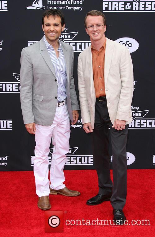 Ferrell Barron and Bobs Gannaway 2