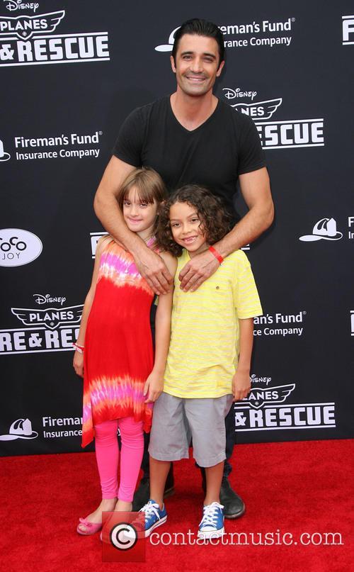 Gilles Marini and Children 3