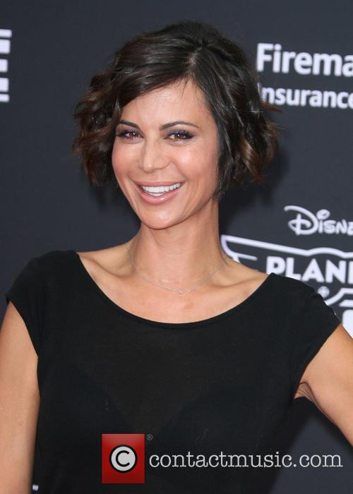 Catherine Bell, El Capitan Theatre, Disney