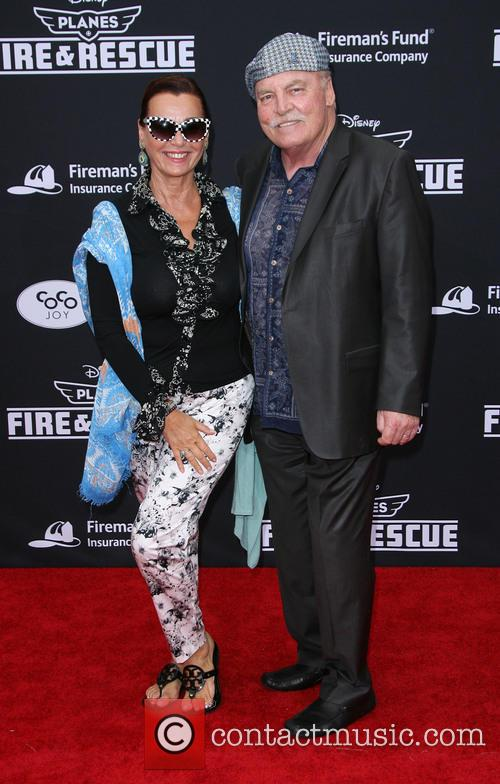 Stacy Keach and Wife Malgosia Tomassi 2